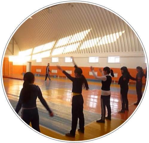 МБОУ Хохорская СОШ Контрольные нормативы по физической культуре Контрольные нормативы по физической культуре 5 8 классы